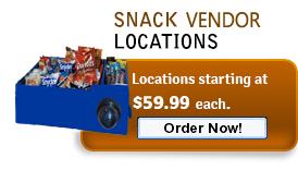 Snack Vendor Locations