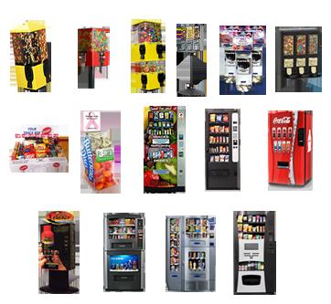 vending machine location